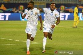 Kongo lumat Zimbabwe 4-0 untuk jaga peluang lolos 16 besar