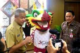 LPDUK laporkan persiapan ASG 2019 ke Gubernur Jateng