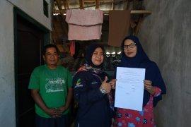 Penerima PKH di Sukabumi yang dulu miskin sekarang sejahtera
