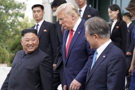 Pemimpin Korea Utara mengundang Trump ke Pyongyang dalam surat terbaru