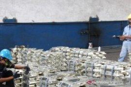 Singapura tujuan utama ekspor timah