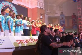 Gubernur Olly Dondokambey targetkan klub Sulut United tembus Liga 1