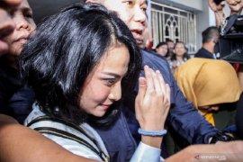 Selebritas Vanessa Angel ditangkap lagi, kali ini atas kasus narkoba