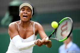 Venus Williams  singkirkan juara bertahan Bertens di Cincinnati