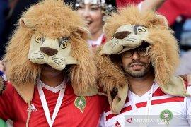 Ringkasan Grup D Piala Afrika, Singa Atlas sempurna tapi minim gol