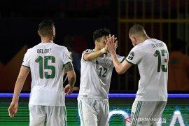 Aljazair kalahkan Tanzania 3-0 meski istirahatkan pemain bintang