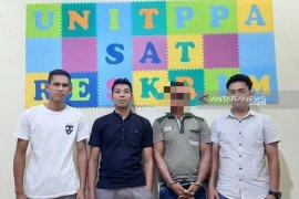 Ayah aniaya anak kandung di Nagan Raya Aceh ditangkap polisi