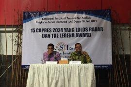 LSI: Peluang Sandiaga maju capres 2024  besar