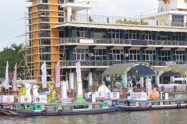 Banjarmasin gelar festival kelotok hias di Harganas