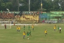 PSMS Medan takluk 0-1 dari Cilegon United