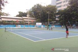 Petenis Indonesia melangkah ke putaran kedua Thamrin Cup