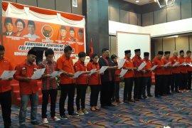 Wawali Tikep pimpin DPD PDIP Malut