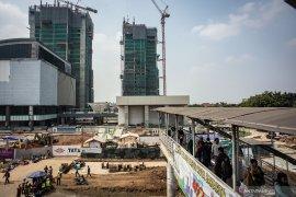Jakarta harus mulai bangun hunian vertikal