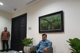 Jusuf Kalla: Koalisi Jokowi-Ma'ruf di DPR cukup aman