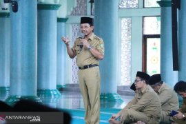 Wawali Kota Tangerang minta pensiunan tetap mengabdi di masyarakat