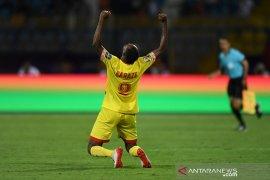 Benin cetak sejarah, lolos ke 16 besar setelah imbangi Kamerun