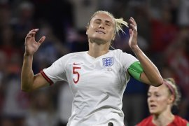 Kapten Inggris patah hati gagal capai final