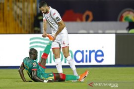 Imbangi Mauritania tanpa gol antar Tunisia ke-16 besar Piala Afrika