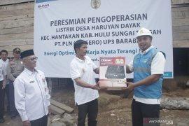 Haruyan Dayak: Thank you PLN