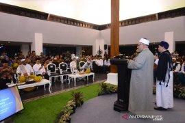 Syekh Ibrahim dukung Ulama Indonesia menjaga paham Islam moderat