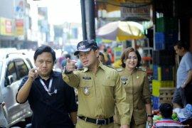 Kawasan Taman Topi dan Pasar Bogor akan ditata