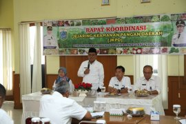 Rakor jejaring keamanan pangan daerah