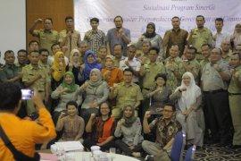 Sosialisasi SinerGi BPBD siapkan kelurahan tanggap bencana di Kota Bogor
