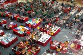 Pemkot Depok siap bagikan ratusan kios untuk pedagang kecil