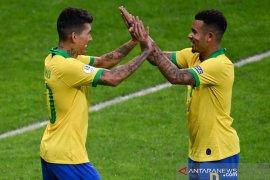 Gabriel Jesus dijatuhi larangan main dua bulan, pasca pengusiran di Copa Amerika