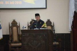 Pemprov Banten sampaikan jawaban terkait alasan tingginya silpa APBD 2018