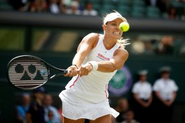 Kerber pastikan maju ke semifinal Pan Pacific Open