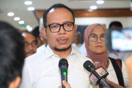 Menteri Ketenagakerjaan Hanif Dhakiri ditunjuk jadi Plt Menpora