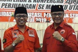 PDIP Malut akan rangkul kader dianggap berseberangan