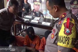 Polres Bangkalan tangkap komplotan begal Jembatan Suramadu