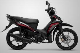 Yamaha Vega kembali hadir dengan tampilan lebih sporty