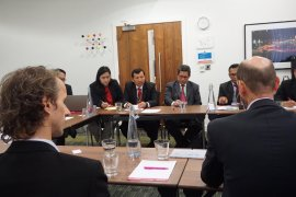 Jawa Barat aktif jaring investor di ajang IIIF 2019 London