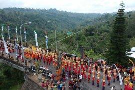 Festival budaya pertanian Kabupaten Badung
