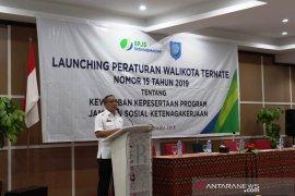 BPJS Ketenagakerjaan sosialisasi Perwali ke OPD di Ternate