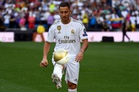 Hazard dan Real bertandang ke Celta