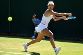 Petenis China Wang Qiang melaju perempat final Bronx Open