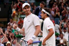 Mantan petenis nomor satu Andy Murray telah kembali dan langsung menang