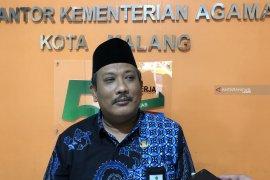Sebanyak 1.352 CJH asal Kota Malang diberangkatkan pekan depan
