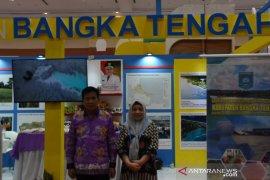 Pemkab Bangka Tengah mempromosikan produk unggulan daerah