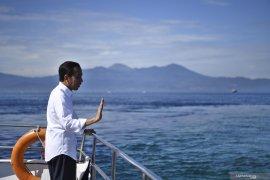 Resep bugar Jokowi dengan jamu