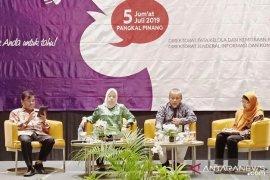 Kemenkominfo gelar Forum Keterbukaan Informasi Publik di Pangkalpinang