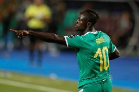 Mane antar Senegal ke perempat final Piala Afrika