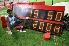 Kejuaraan atletik dunia, Noah Lyles sabet emas 200m putra
