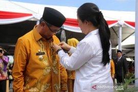 H Achmad Fikry terima tanda kehormatan Satyalancana Pembangunan