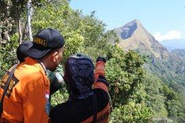 Pendaki terjatuh di Gunung Piramid Bondowoso