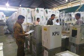 KPU Langkat buka kotak suara 23 kecamatan karena ada gugatan